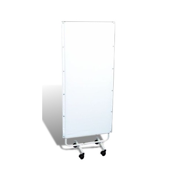 Extra panel for medical rolling screen