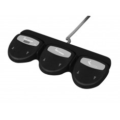 Foot control 9A347001 (6 buttons)