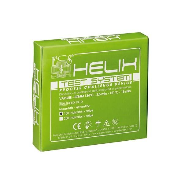 Test de stérilisation Helix