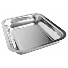 Stainless steel pan