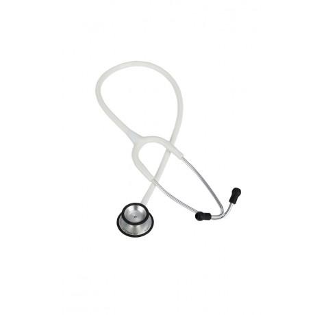 Stéthoscope duplex® 2.0, blanc, aluminium, en carton-présentoir