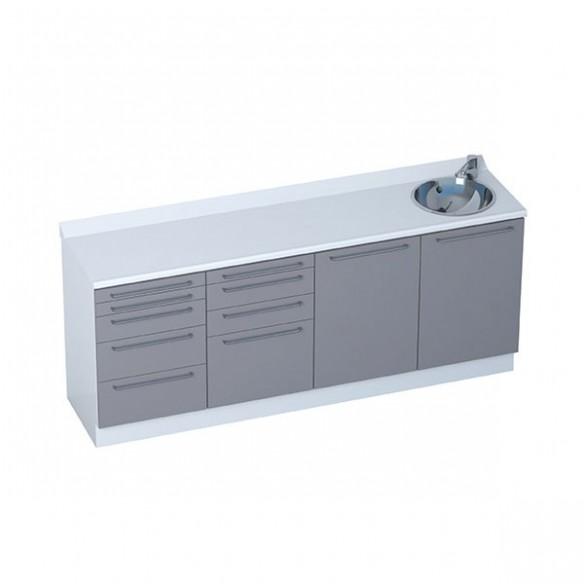 Muebles de Oficina Médical - Module EXAM