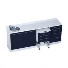 Mobilier Cabinet Médical - Module MOBILE