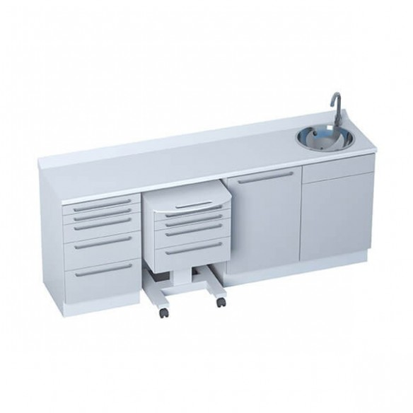 Medical Office Furniture - Module HANDFREE