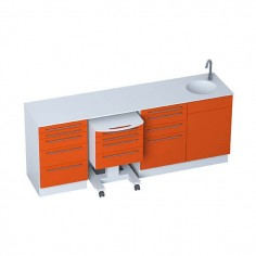 Medizinische Büromöbel - Module SELECT