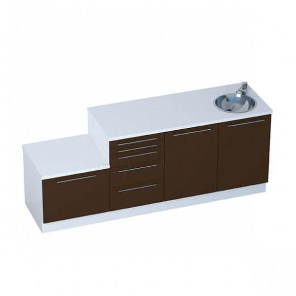Mobilier Cabinet Médical - Module SMART + module de stérilisation
