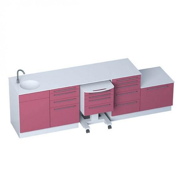 Medical Furniture Office - Module SELECT + sterilisation module