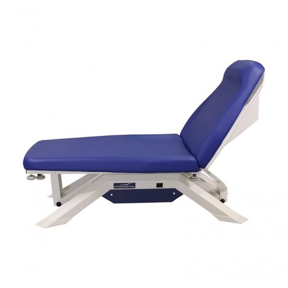 Position d'accueil patient à 46 cm