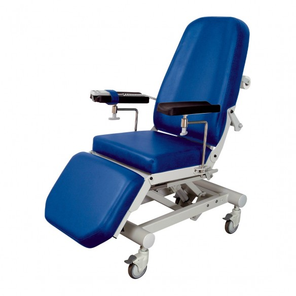 Polycare dialysis chair