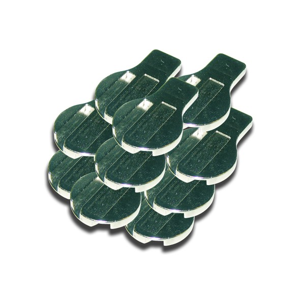 Set of 10 tokens