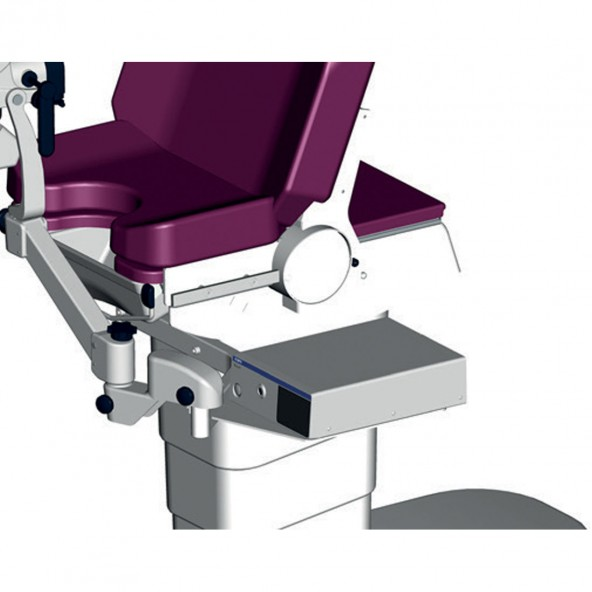Olympus right colpo support