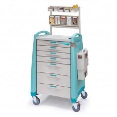 Chariot d'anesthésie...