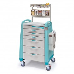Medical anesthesia trolley...
