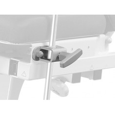 Pair of screwed clamps (Duolys)
