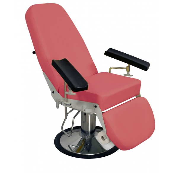 Hydrolic Promotal blood sampling chair