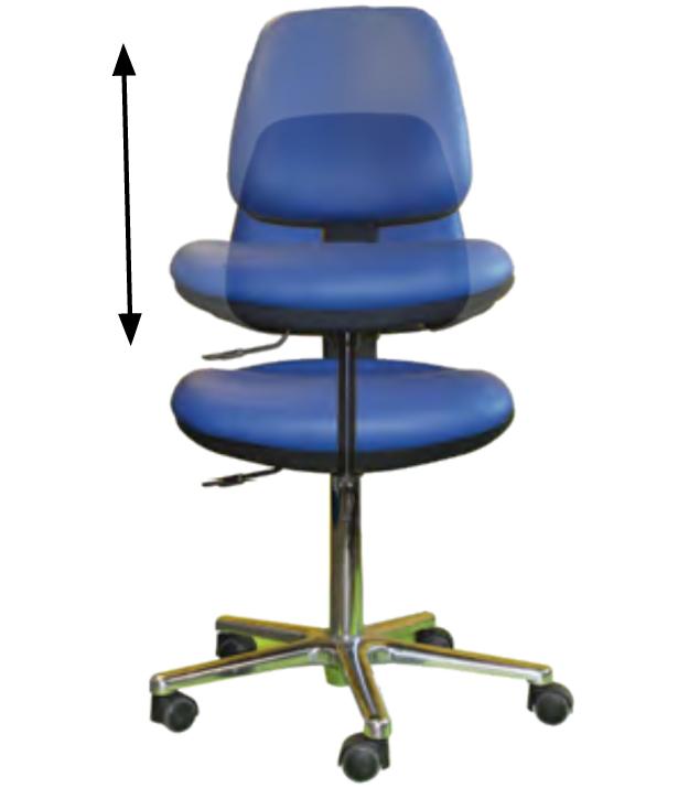 Hauteur d'assise