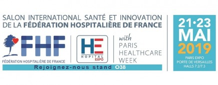 Promotal au salon Hopital expo